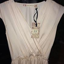 Nwt Chelsea & Violet Blush Cote De Ivoire Ruffle Hem Dress Xs 118 Photo