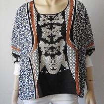 Nwt Clover Canyon Dolman Sleeve Top 216 Xs Photo
