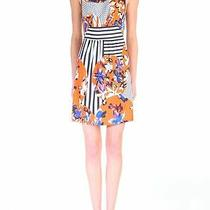 Nwt Clover Canyon Floral Discs Dress Small Photo