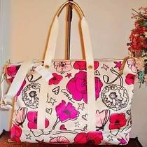 Nwt Coach 77303 Kyra Floral Diaper Travel Handbag Tote Photo