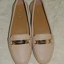 Nwt Coach Loafer Flats Size-6.5 Photo