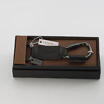 Nwt Coach Men's Keychain Photo