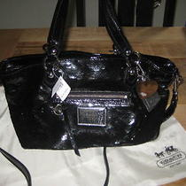 Nwt Coach Poppy Sequin Rocker Bag Photo