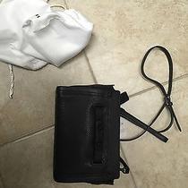 Nwt Coach Small  Black Leather Photo