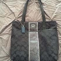 Nwt Coach Tote Photo