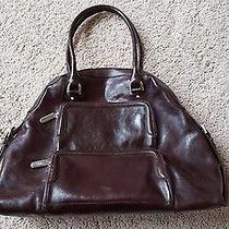 Nwt Cole Haan Mahogany Bowler Bag Purse 400 Retail Photo