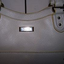 Nwt Cole Haan Village Ii Sandalwood N/s Tote - Ivory Photo