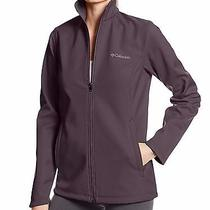 Nwt Columbia Kruser Ridge Softshell Jacket Mineshaft Small 115 Photo