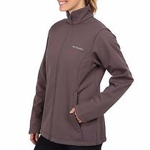 Nwt Columbia Kruser Softshell Jacket Brown Large 115 Photo