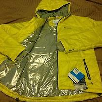 Nwt Columbia Omni Heat Thermal Reflective Jacket Large (Reg 160.00) Photo