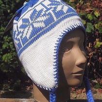 Nwt Columbia Peak Ascent Peruvian Omni-Heat Winter Hat One Size Ret. 40.00 Photo