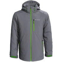 Nwt Columbia Sportswear Back Shot Men's Softshell Jacket Xl Photo