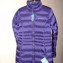Nwt Columbia Winterfied Down Mid Snow Omni-Heat Coat  200 Photo