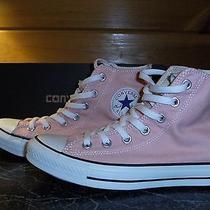 Nwt Converse All Star Hi Fresh Colors Womens Size 8 Quartz Pink Photo