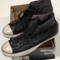 Nwt Converse X John Varvatos Mens Ctas Mini Stud Black Hightop Sneakers Size 13 Photo