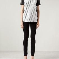 Nwt Cut 25 by Yigal Azrouel Eyelet T-Shirt Size2 295 Photo