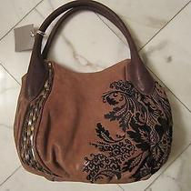 Nwt Designer Isabella Fiore Camilla Rania Hobo Bag Purse Photo