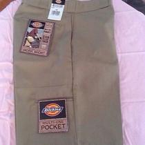 Nwt Dickies Loose Fit Double Seat Work Shorts 32 Waist 11