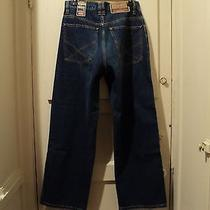 Nwt Diesel Men's Jeans / Bootcut / Wide Leg/ Made in Italy (Tag 28)(Taped 30x30) Photo