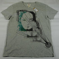 Nwt Diesel T-Lincoln-Rs Crew Neck Tee S/s T-Shirt Mens Size Xl Heather Gray Photo
