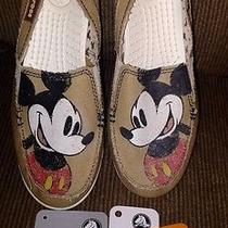 Nwt Disney Mickey Mouse Melbourne Crocs Sz 7 Photo