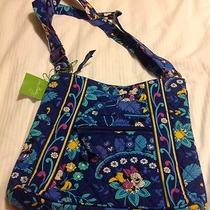 Nwt Disney Vera Bradley Large Hipster Disney Dreaming Mickey Minnie New Release3 Photo