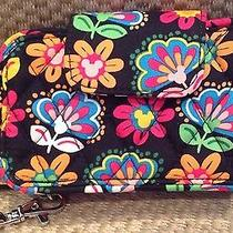 Nwt Disney Vera Bradley Midnight With Mickey Smartphone Wristlet Wallet Soldout Photo