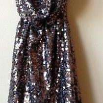 Nwt Dkny Sequin Embellished Party/ Prom Dress-Size S Photo