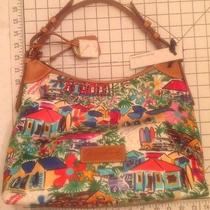 Nwt Dooney and Bourke Erica Sandbar Handbag Photo