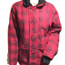 Nwt Element Red Flannel/plaid Hunting Coat/jacket  Sz M Photo