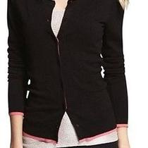 Nwt Express 70 Neon Tipped Crew Neck Cardigan Small Photo