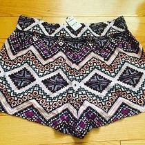 Nwt Express Aztec Printed Shorts Xs Photo