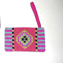 Nwt Express Beaded Wrist Purse Photo