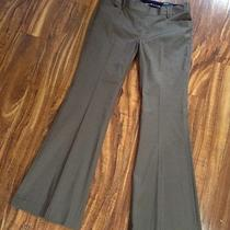 Nwt Express Columnist Pants Flare Low Rise Brown Sz 8r Retail 70 Gorgeous Photo
