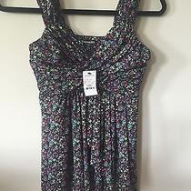 Nwt Express Floral Top Photo