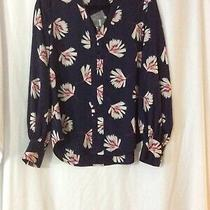 Nwt Express Popover Top  - S (Measurement in Pic) Photo