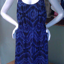 Nwt Express Printed Racerback Dress Size Large Gorgeous Hard to Find Photo