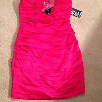 Nwt Express Red Dress Photo
