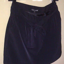 Nwt Express Sash Tie Belted Mini Skirt Size 0 60 Retail in Stores Now Photo