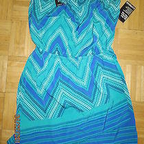 Nwt Express Tube Summer Dress  Size Medium Photo
