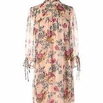 Nwt Express Women Brown Casual Dress S Photo