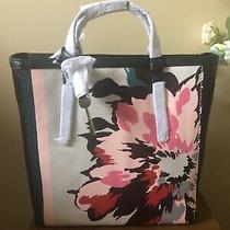 Nwt Fossil Camilla Leather Convertible Backpack Pink Floral Photo