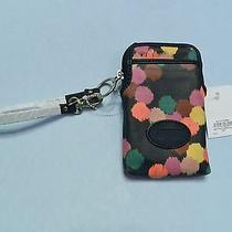 Nwt Fossil Keyper Carryall Dot Wristlet Iphone Galaxy  Photo