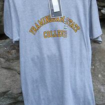 Nwt Framingham State College Gray T Tee Shirt Jansport M Photo