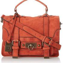 Nwt Frye Cameron Small Top Handle Coral Satchel Handbag Retail  438 Photo