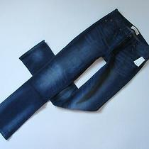Nwt Gap 1969 Perfect Boot in Indigo Mid Rise Stretch Jeans 26l 26 X 34 Long Photo