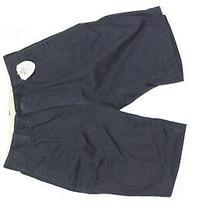 Nwt Gap Kids Boys Shorts Black Sz10 Stain Resistant Photo