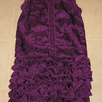 Nwt Gap Kids Purple Fall Dress Various Sizes Styles Photo