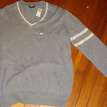 Nwt Gap Men's Size Xl 1x v-Neck Sweater 100% Cotton  Was  44.99 Photo