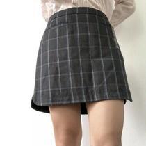 Nwt Gap Plaid Skirt Size 4 Photo